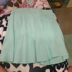 Crown and Ivy Cloth skirt